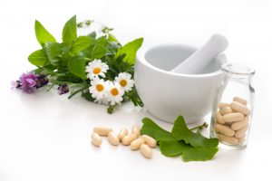 An example of our herbal supplement capsule manufacturing